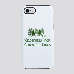 Protect Our Wilderness iPhone 8/7 Tough Case