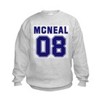 Mcneal 08 Kids Sweatshirt