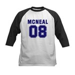 Mcneal 08 Kids Baseball Jersey