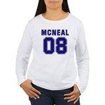 Mcneal 08 Women's Long Sleeve T-Shirt