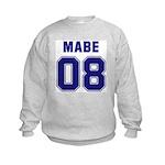 Mabe 08 Kids Sweatshirt