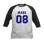 Mabe 08 Kids Baseball Jersey