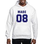 Mabe 08 Hooded Sweatshirt