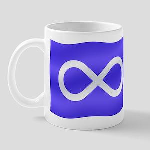 Metis Nation Flag 11 oz Ceramic Mug