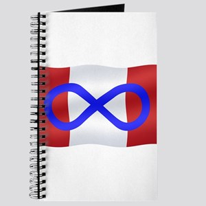 Metis Nation Flag Journal