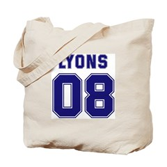 Lyons 08 Tote Bag