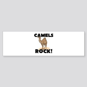 Camels Rock! Bumper Sticker
