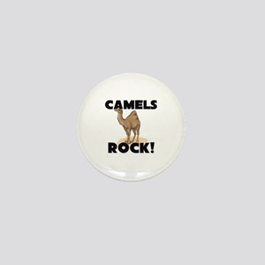 Camels Rock! Mini Button