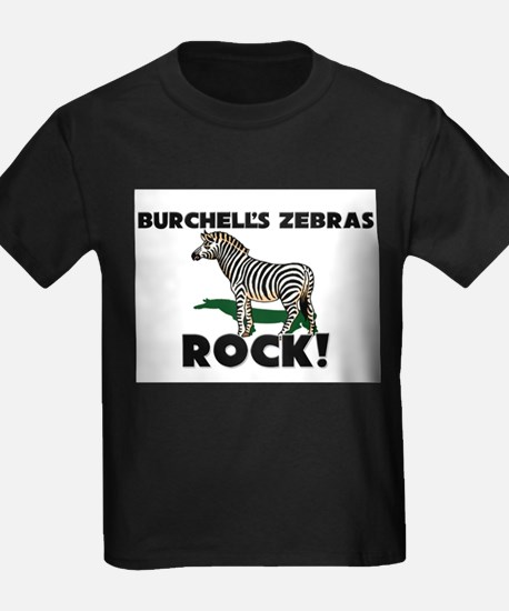 Burchell's Zebras Rock! T