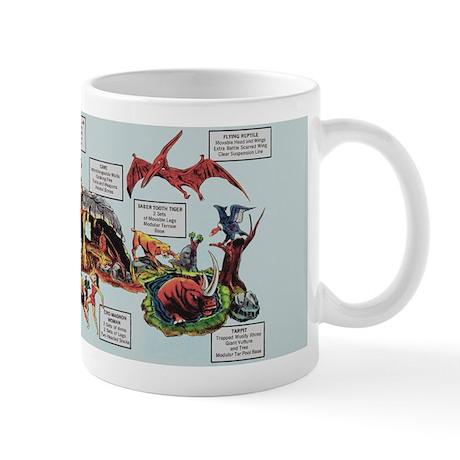 Prehistoric Scenes Mug