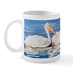 White Pelicans Mug