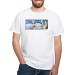 White Pelicans White T-Shirt