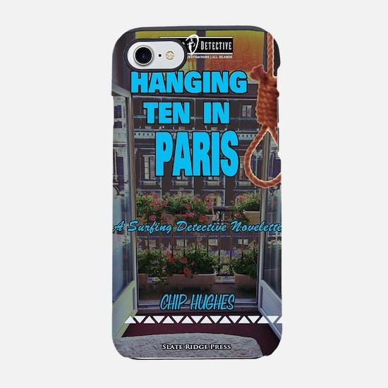 Hanging Ten in Paris iPhone 8/7 Tough Case