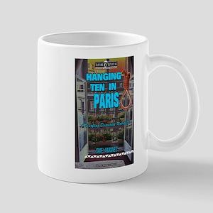 Hanging Ten in Paris Mugs