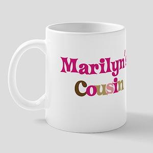 Marilyn's Cousin Mug