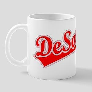 Retro DeSoto (Red) Mug
