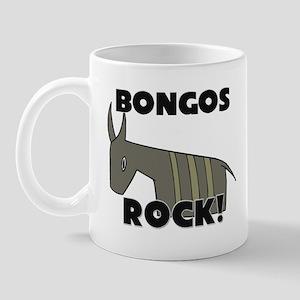 Bongos Rock! Mug