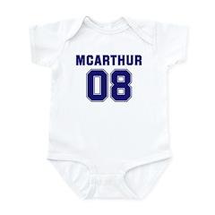 Mcarthur 08 Infant Bodysuit
