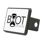 Byot Logo Rectangular Hitch Cover