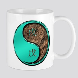 Earth Dog 11 oz Ceramic Mug