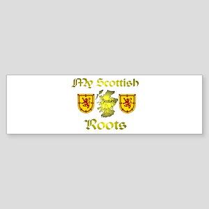 Scottish Choice.3 Bumper Sticker