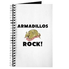 Armadillos Rock! Journal