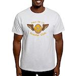 Fleu De Lis Scooter Club Light T-Shirt