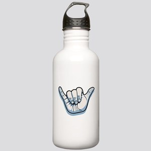Wrinkly Shaka Stainless Water Bottle 1.0L