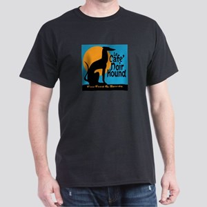 Le Cafe' Noir Hound Dark T-Shirt
