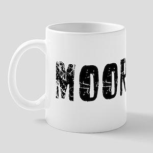 Moorpark Faded (Black) Mug