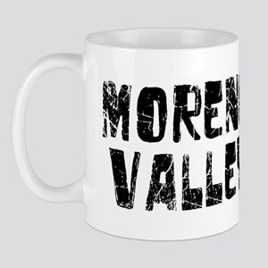 Moreno Valley Faded (Black) Mug