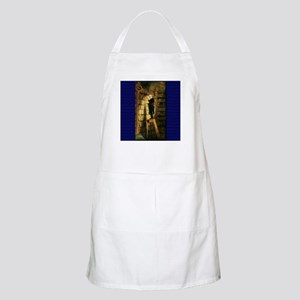 """The Bookworm"" BBQ Apron"