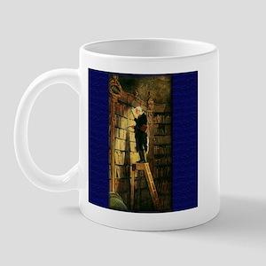 """The Bookworm"" Mug"