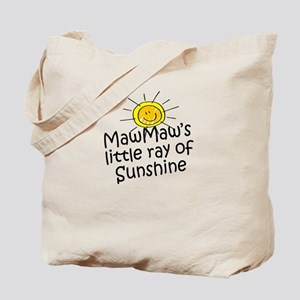 MawMaw's Sunshine Tote Bag