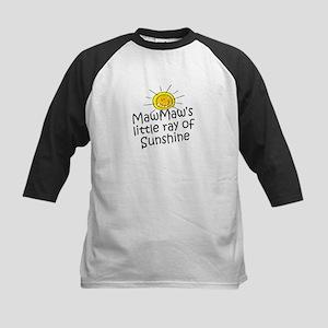 MawMaw's Sunshine Kids Baseball Jersey