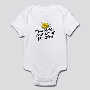 MawMaw's Sunshine Infant Bodysuit