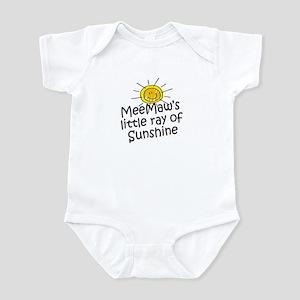 MeeMaw's Sunshine Infant Bodysuit