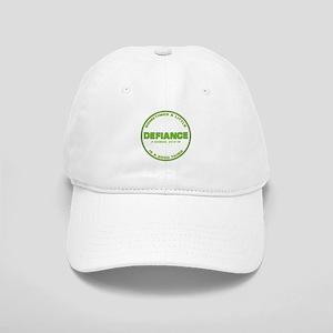 Green Defiance Cap