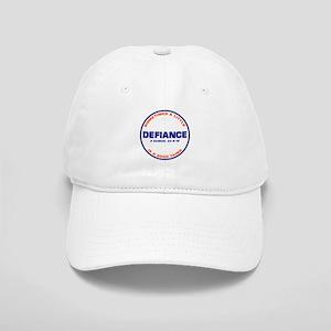 Red & Blue Defiance Cap