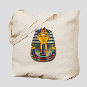 King Tut Mask #2 Tote Bag