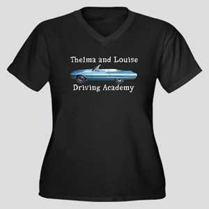 Driving Academy Plus Size T-Shirt