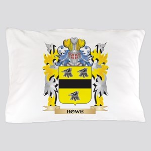 Howe Coat of Arms - Family Crest Pillow Case