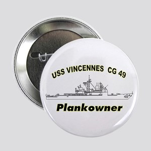 "CG 49 Plankowner 2.25"" Button"