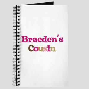Braeden's Cousin Journal