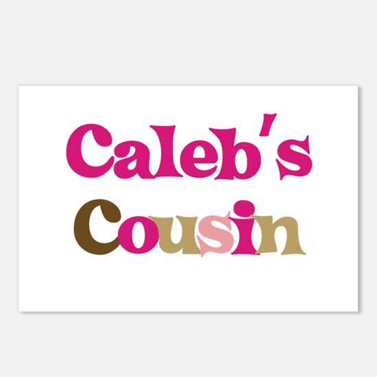 Caleb's Cousin Postcards (Package of 8)