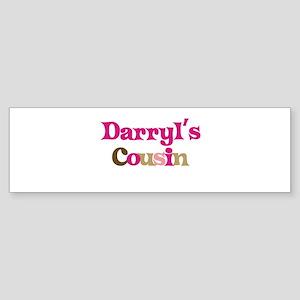 Darryl's Cousin Bumper Sticker