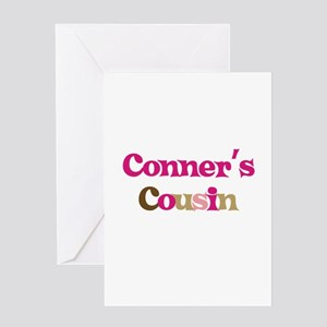 Conner's Cousin Greeting Card