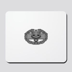 COMBAT MEDICAL BADGE Mousepad