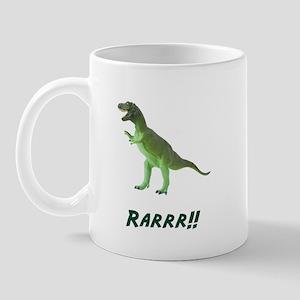T-Rex Dinosaur Mug