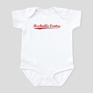 Vintage Rockville .. (Red) Infant Bodysuit